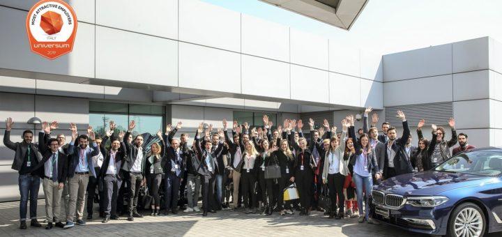 BMW Group Italia - BMW Universum 2019