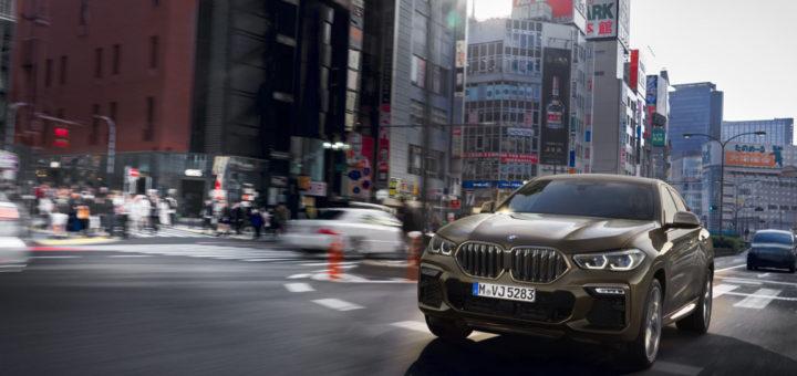 BMW X6 2020 G06 - BMW Group