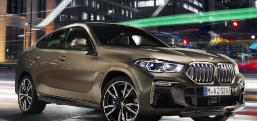 BMW X6 2020 - G06 - BMW X6 M50i xDrive Leaked