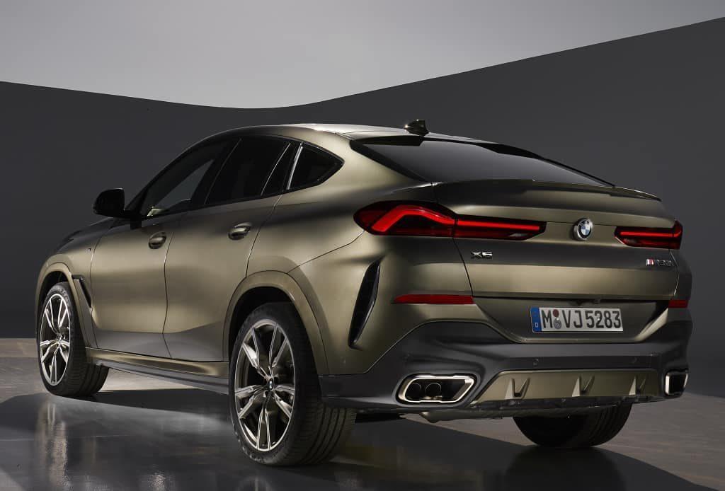 BMW X6 2020 - G06 - BMW X6 M50i xDrive Leaked (1)
