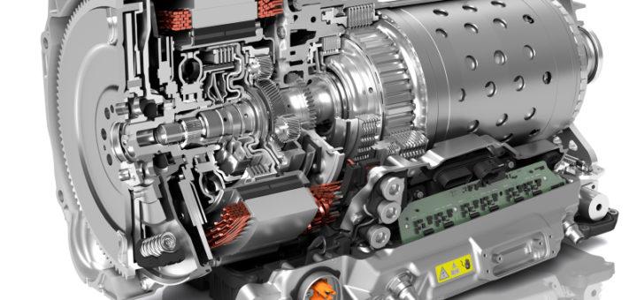 ZF 8HP GTD 4th Generation 2022