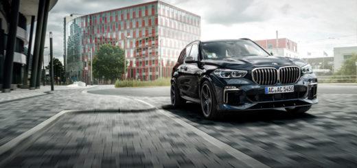 AC Schnitzer ACSX5 - BMW X5 G05 - The Boss