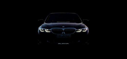 Alpina B3 Touring 2020 Teaser