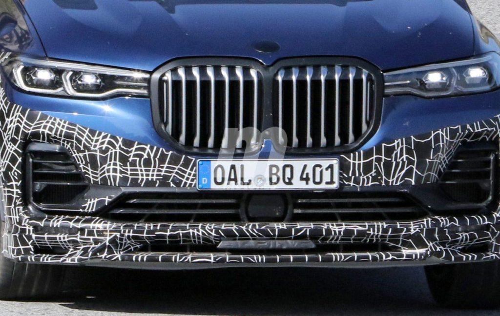 Alpina XD7 - Alpina-BMW - BMW X7 G07 Spy 2020
