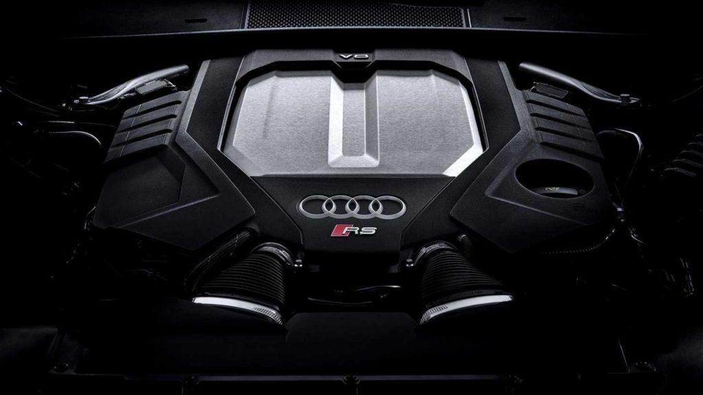 Audi RS6 Avant 2020 Engine