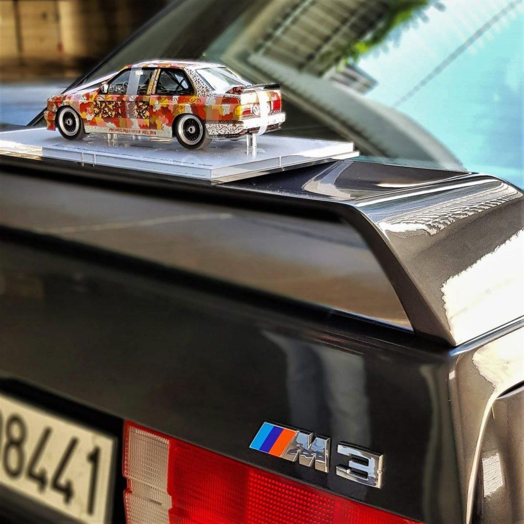 BMW ArtCar by Jacopo Tavaglini