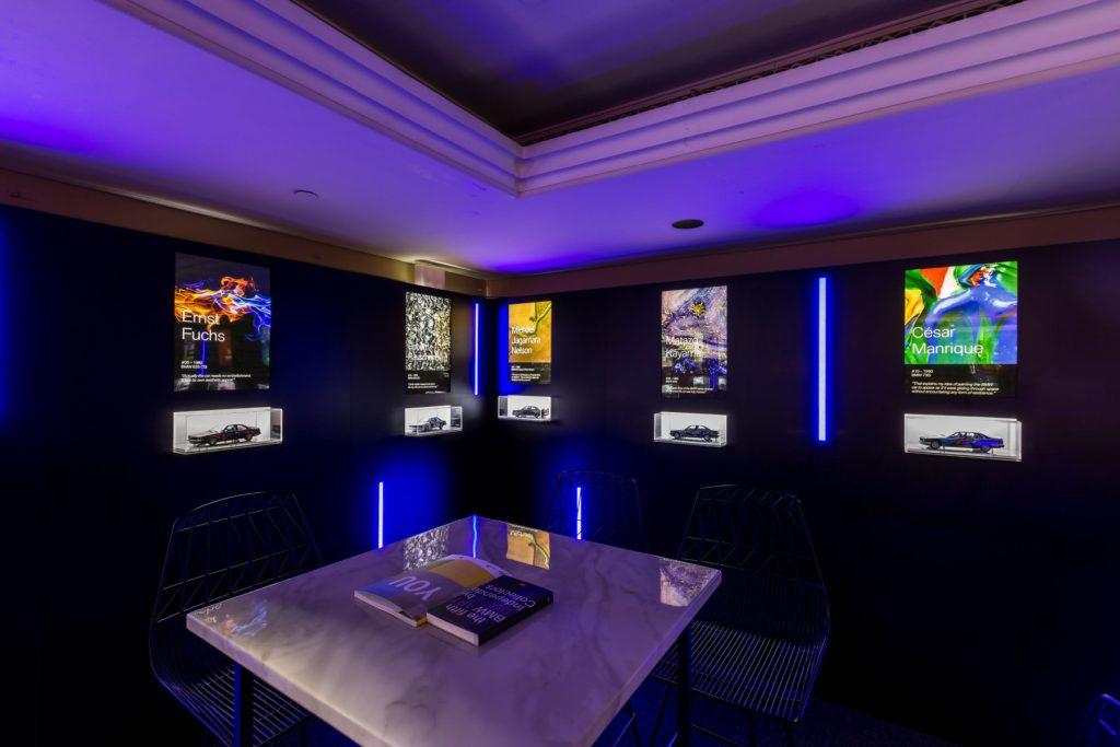 BMW Art Car by Jacopo Tagliavini - Dubai Exhibition