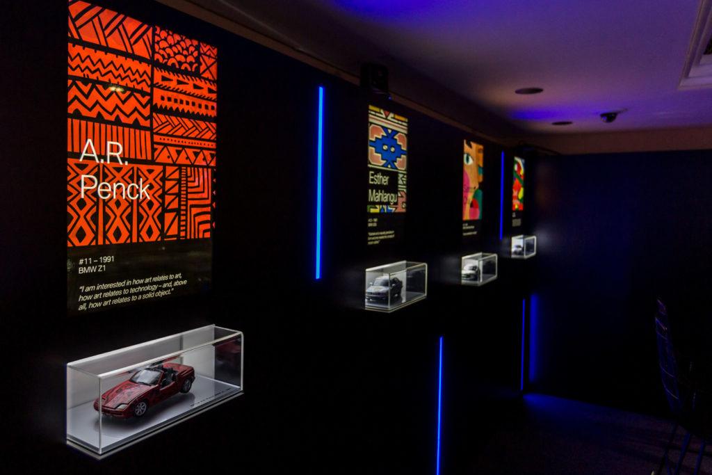 BMW Art Car by Jacopo Tagliavini - Dubai Exhibition (2)