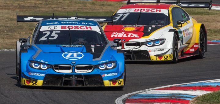 Lausitzring (GER), 25th August 2019. BMW M Motorsport, DTM Rounds 13 & 14, Philipp Eng (AUT), BMW Team RMR, #25 ZF BMW M4 DTM