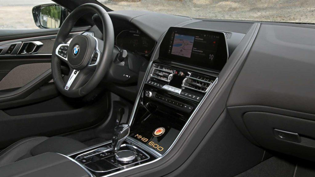 Manhart MH8 600 - BMW Serie 8 Coupe' M850i