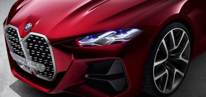 BMW Concept 4 2020 IAA