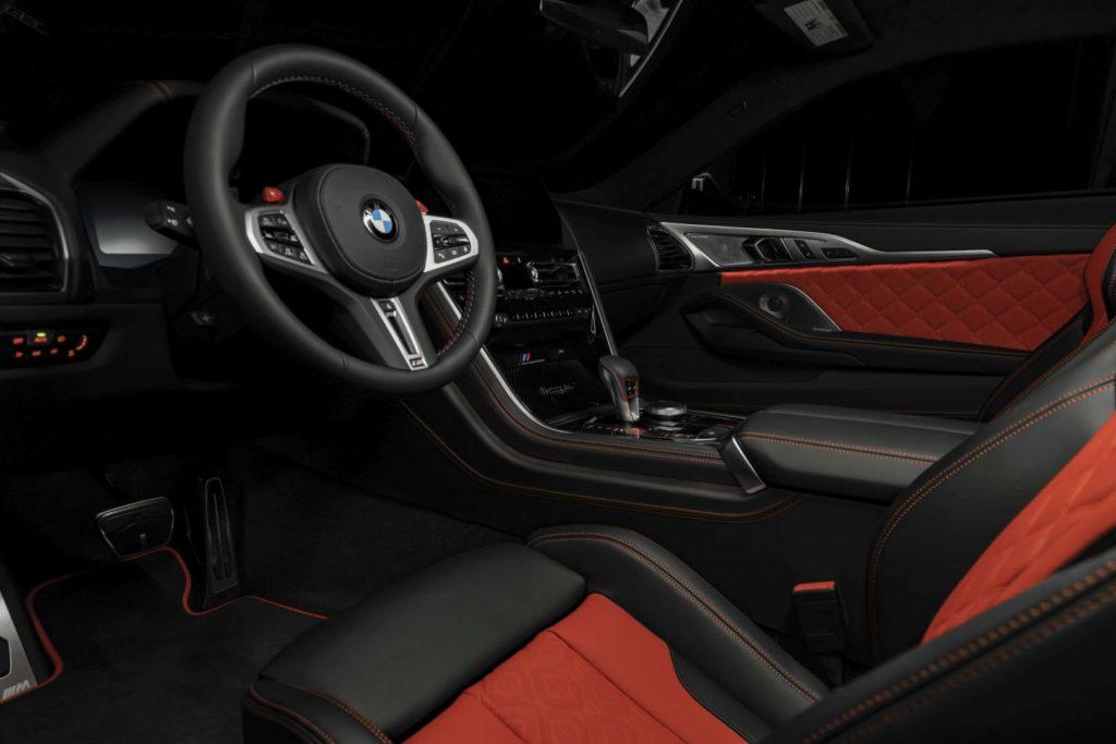 BMW M8 Competition Individual Manufaktur Edition 2020 - BMW M8 F92 Canada