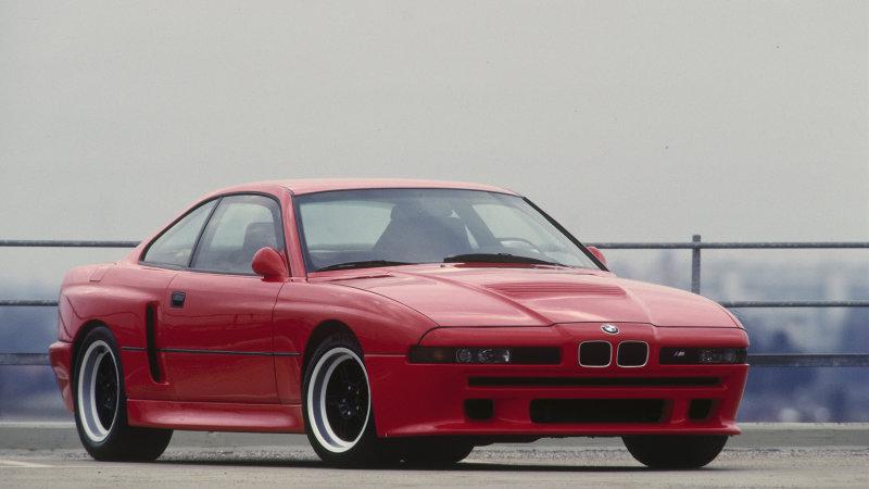 BMW M8 Concept 1990 - BMW Serie 8 E31