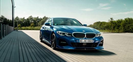 BMW Serie 3 G20 AC Schnitzer ACS3 2020