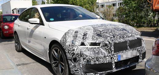 BMW Serie 6 Gran Turismo LCI Spy 2020 G32