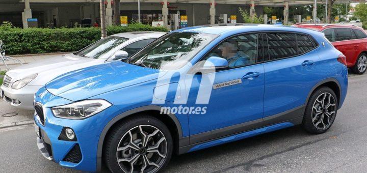 BMW X2 xDrive25e 2021 Spy F39