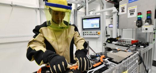 BMW eDrive - BMW Group Thailand Battery Plant