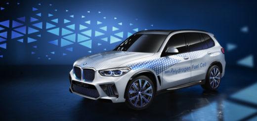 BMW i Hydrogen NEXT Concept IAA 2019 - BMW X5 G05