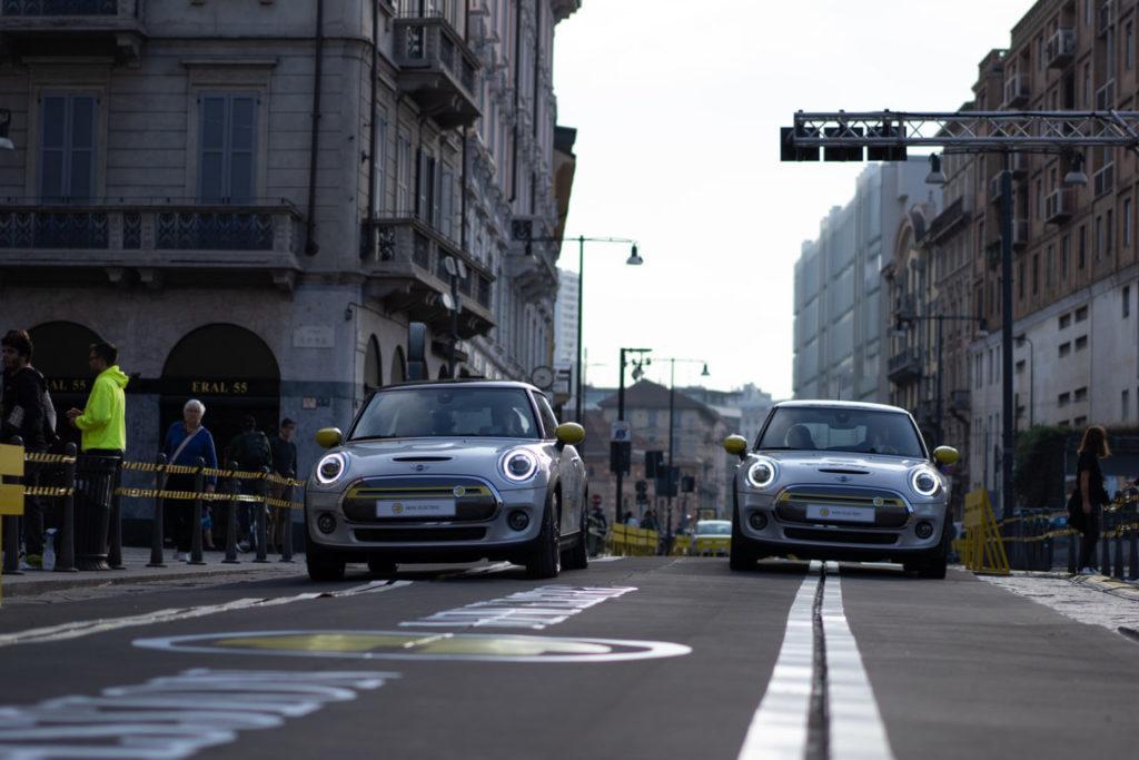 MINI Cooper SE - MINI Italia - Milano 2019