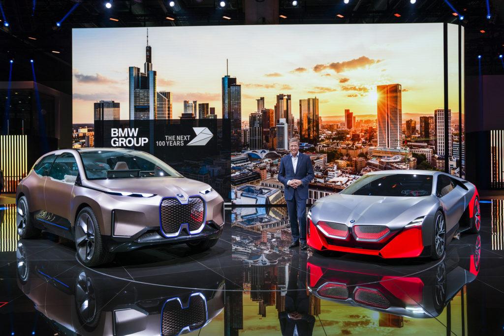 Oliver Zipse - IAA 2019 - BMW Group