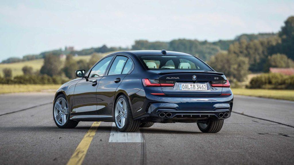 BMW Alpina B3 BiTurbo 2020