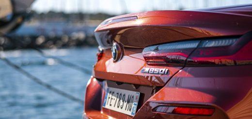 BMW Group - BMW M Les Volies de Saint Tropez 2019 - BMW Serie 8 Cabrio