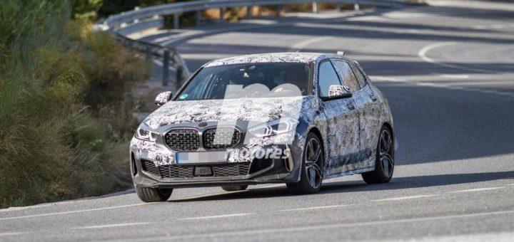 BMW M128ti Spy 2021 F40 - BMW Serie 1