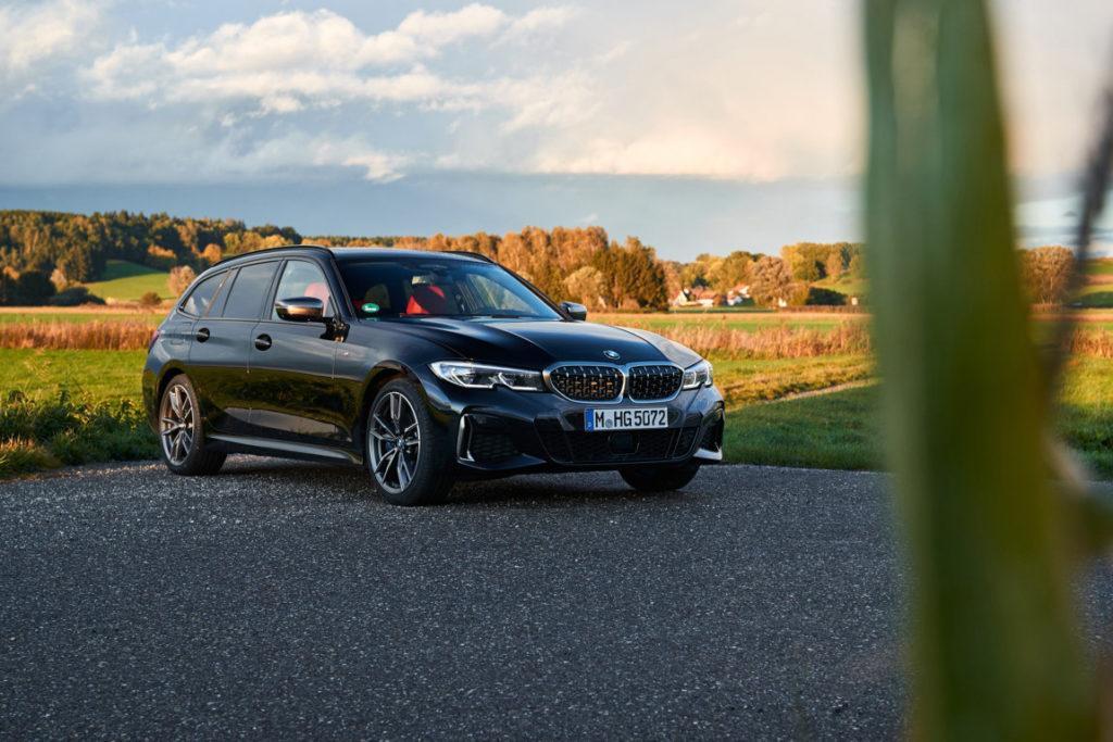 BMW M340i Touring xDrive - BMW M340i xDrive - Fabian Kirchbauer Photography