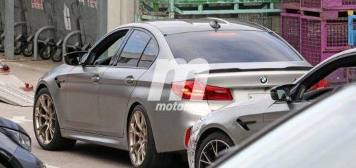 BMW M5 Competition Sport - Spy