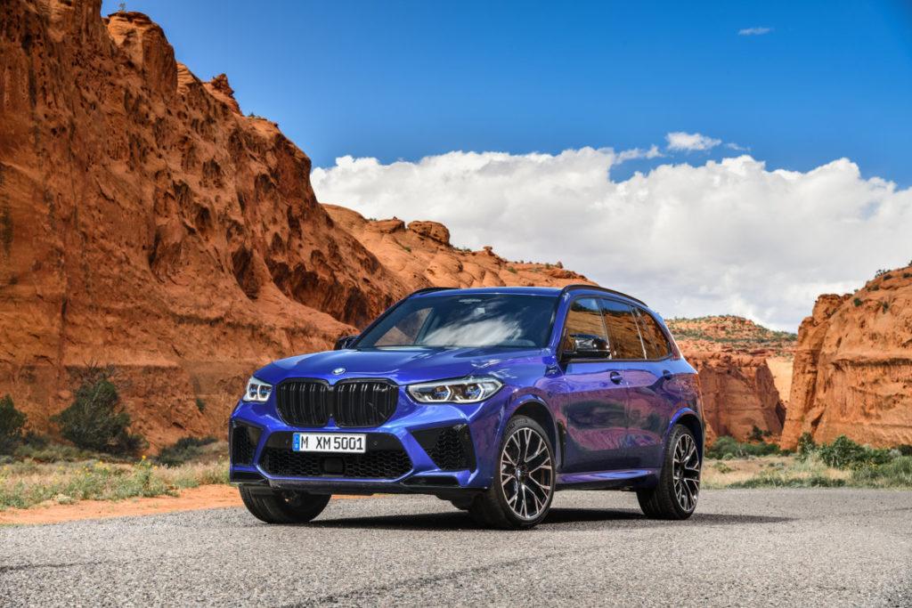 BMW X5 M F95 2020