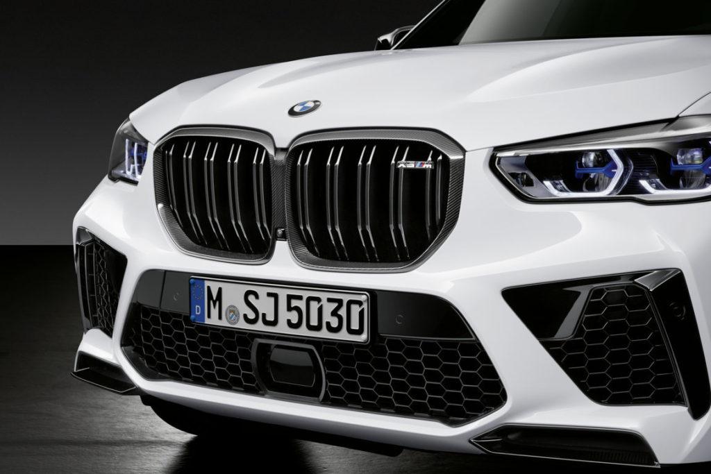 BMW X5 con BMW M Performance Parts 2020