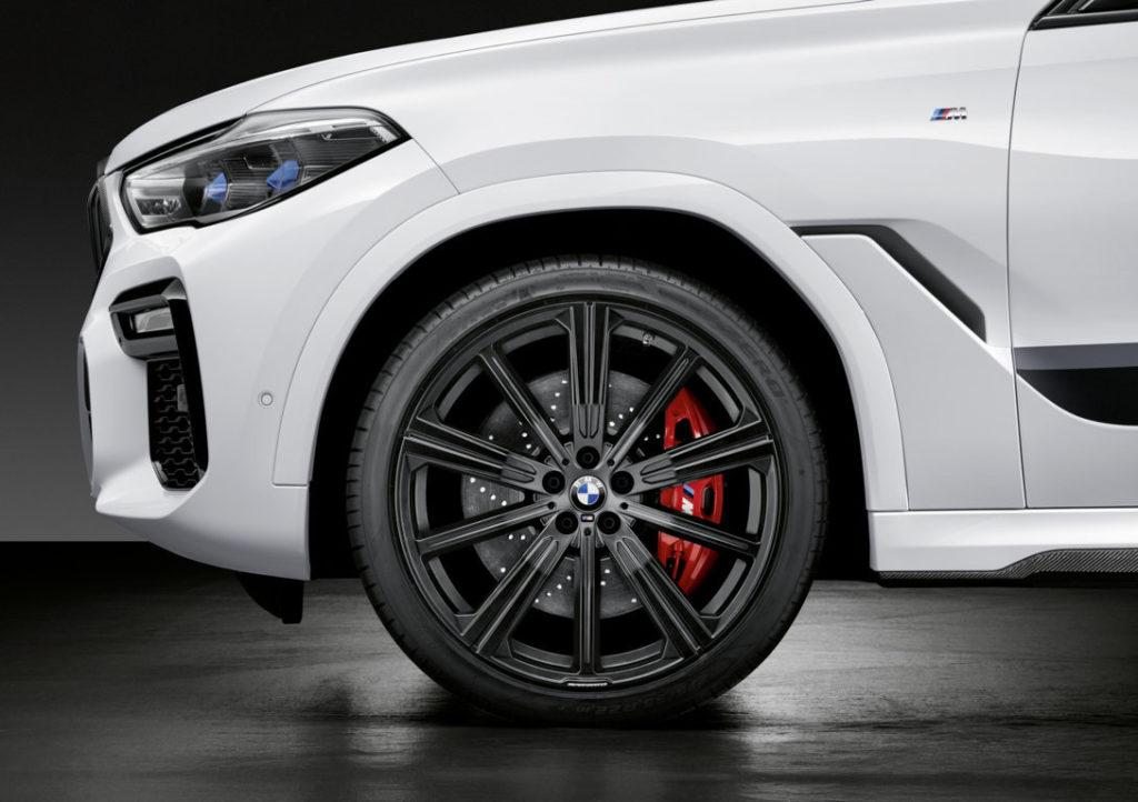 BMW X6 con BMW M Performance Parts 2020