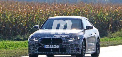 BMW i4 Spy 2020 G26