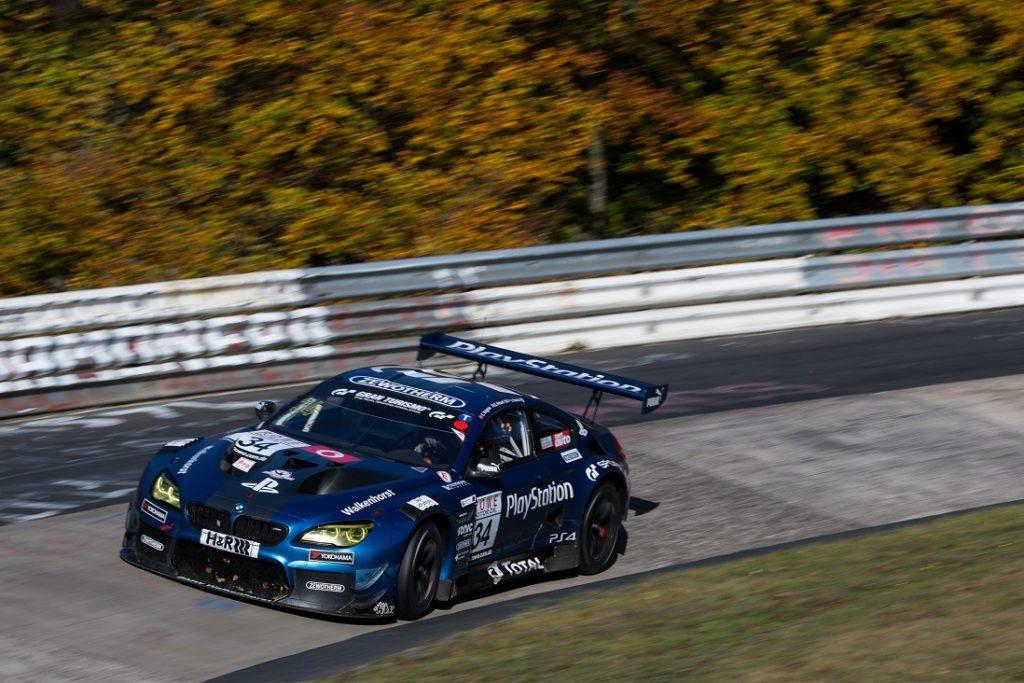 VLN Langstreckenmeisterschaft Nuerburgring 2019, 44. DMV Muensterlandpokal (2019-10-26): #34 - Christian Krognes, David Pittard, Jody Fannin (BMW M6 GT3) - SP9 Pro
