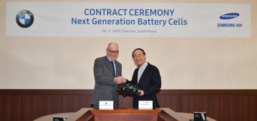 BMW Group - Samsung SDI - CATL 2020