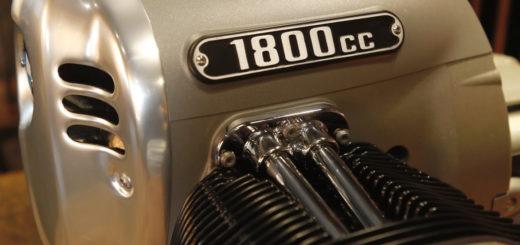 BMW Motorrad Big Boxer BMW R18 2020