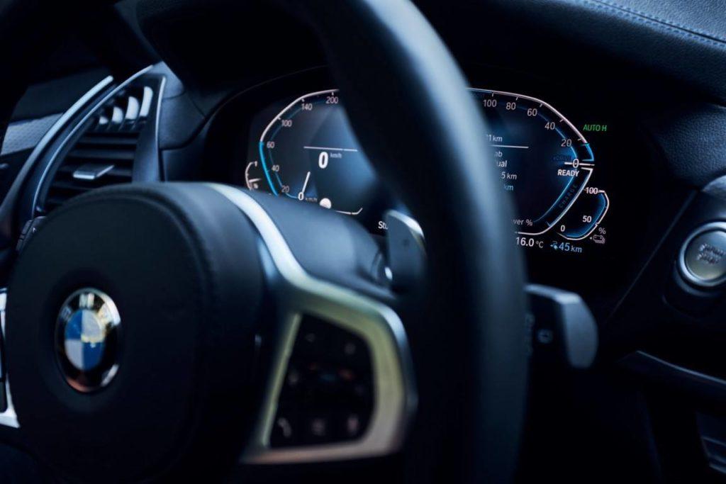 BMW X3 xDrive30e 2020 - G03
