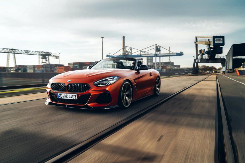BMW Z4 M40i Roadster G29 AC Schnitzer ACS4 4.0i 2020