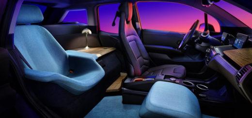 BMW presenterà al CES di Las Vegas (7/10 Gennaio 2020) molte novità tecnologiche relative alla mobilità connessa, tra cui la BMW i3 Urban Suite Concept!