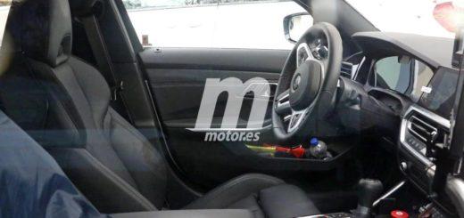 BMW M3 G80 Spy 2021
