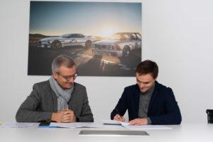 Lucas Auer - BMW Motorsport - BMW M4 DTM 2020