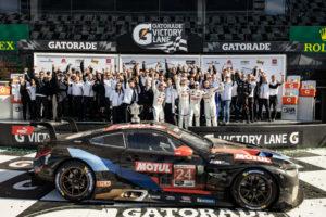 BMW M8 GTE 24h Daytona 2020 - BMW Motorsport
