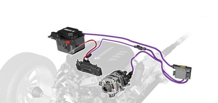BMW Mild-Hybrid 48V
