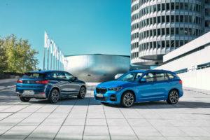 BMW X1 LCI - BMW X2 LCI - BMW X1 xDrive25e - BMW X2 xDrive25e