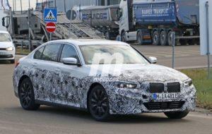 BMW i3 Spy 2021 - BMW Serie 3 G20