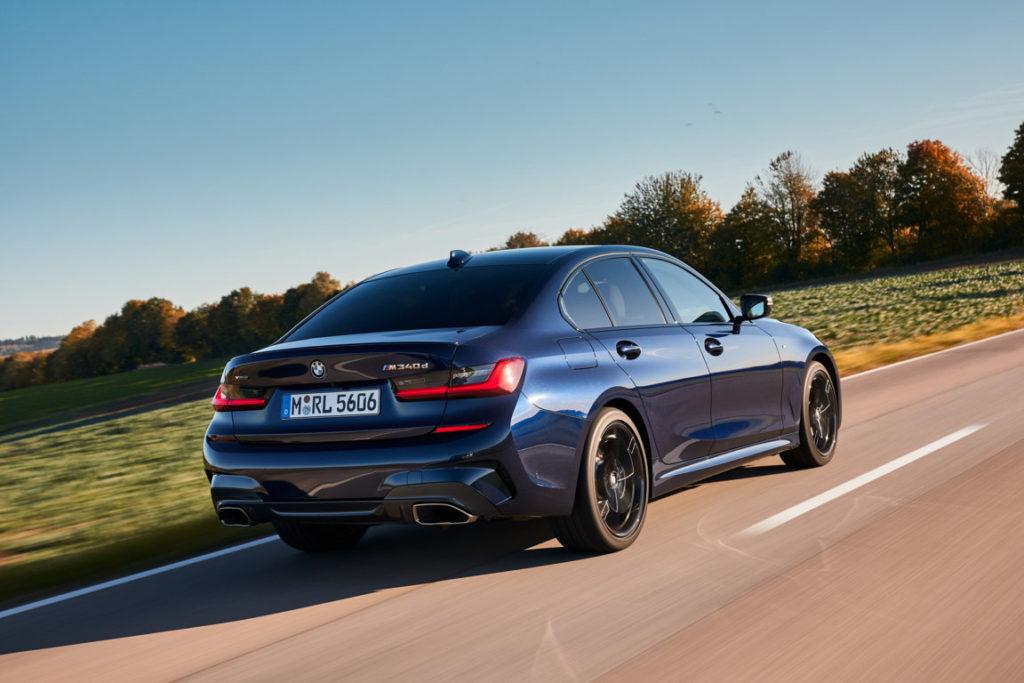 BMW M340d xDrive - Ginevra 2020