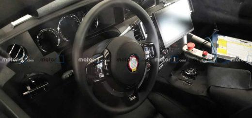 Rolls Royce Ghost 2020 Spy Interiors