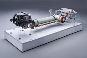 BMW i Hydrogen NEXT Concept 2020