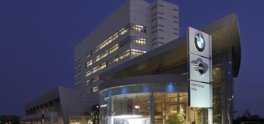BMW Italia SpA Headquarter, San Donato MIlanese (Milano)