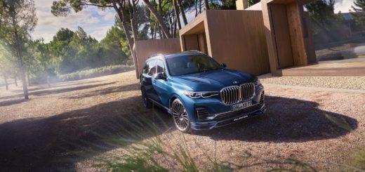 Alpina BMW XB7 2020